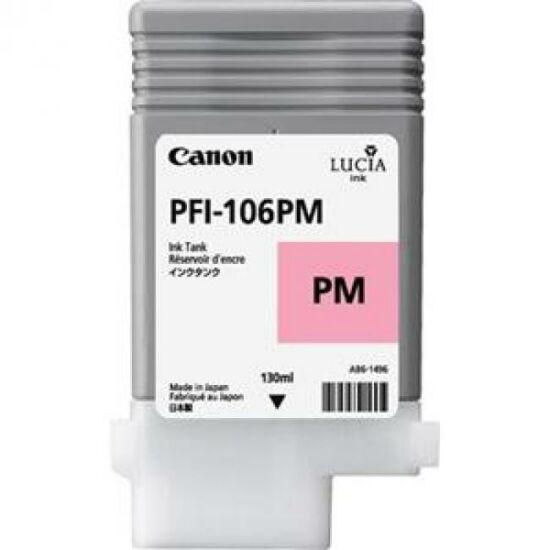Canon PFI-106 fotó magenta eredeti tintapatron