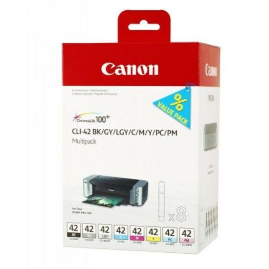 Canon CLI-42 eredeti tintapatroncsomag
