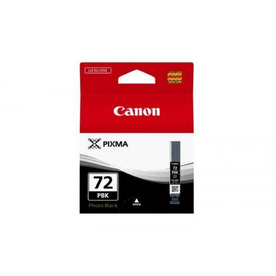 Canon PGI-72 fotó fekete eredeti tintapatron