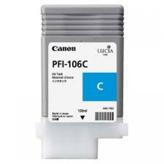 Canon PFI-106 kék eredeti tintapatron
