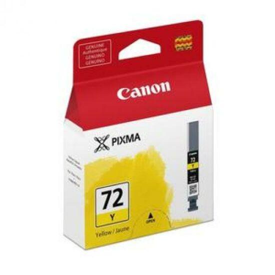 Canon PGI-72 sárga eredeti tintapatron