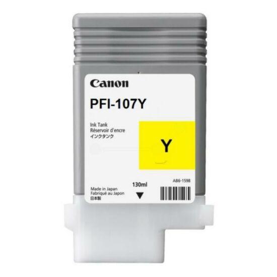 Canon PFI-107 sárga eredeti tintapatron