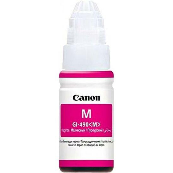 Canon GI-490 magenta eredeti tintapatron