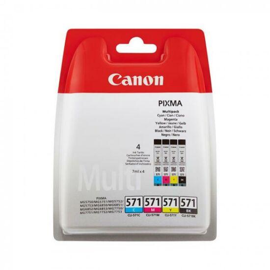 Canon CLI-571 eredeti tintapatroncsomag
