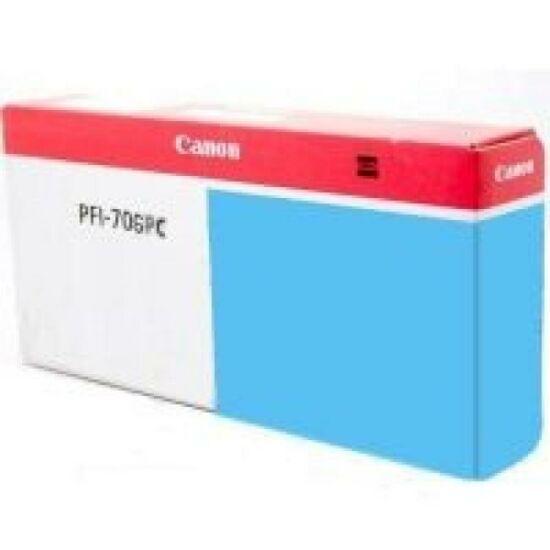 Canon PFI-706 fotó kék eredeti tintapatron