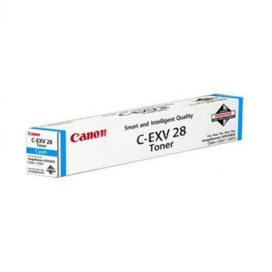 Canon C-EXV28 kék eredeti toner