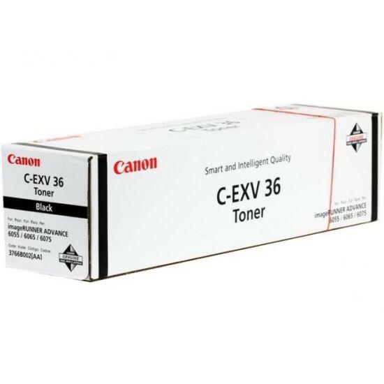 Canon C-EXV36 fekete eredeti toner