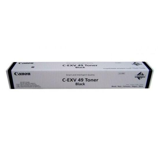 Canon C-EXV49 fekete eredeti toner