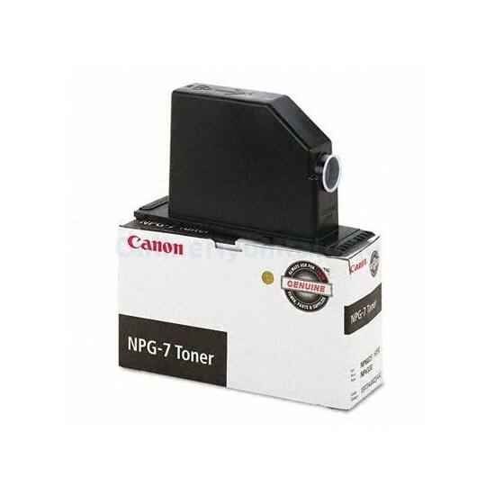 Canon 6030, 6025 fekete eredeti toner (NPG7)