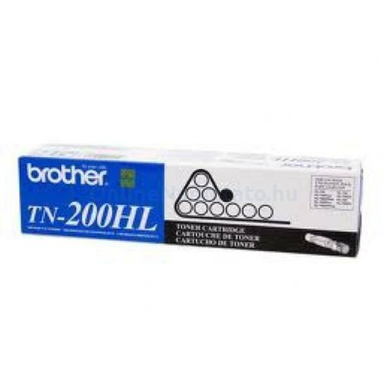 Brother TN-200 fekete eredeti toner