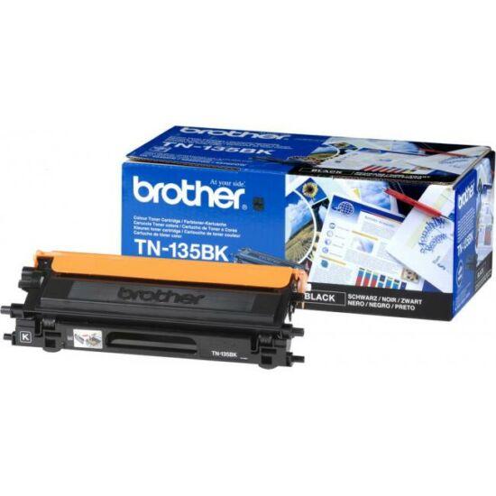 Brother TN-135 Bk fekete eredeti toner