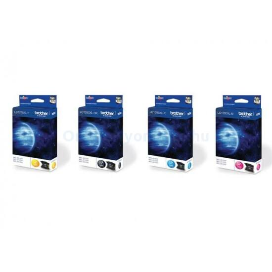 Brother LC1280XL eredeti tintapatron multipack