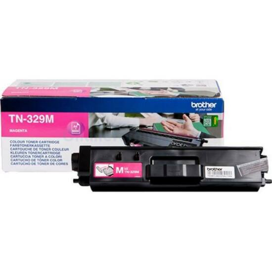 Brother TN-329M magenta eredeti toner