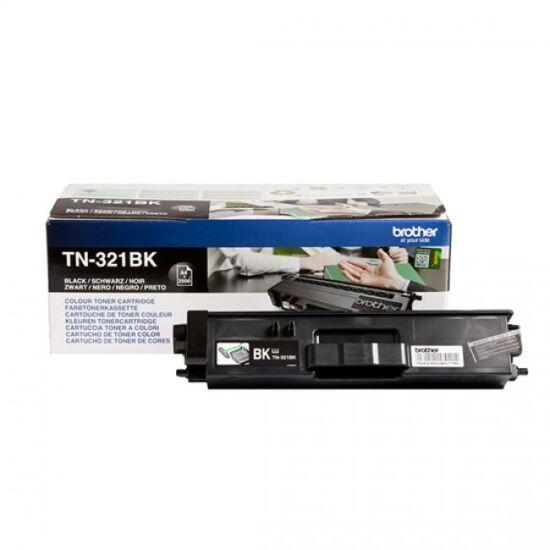 Brother TN-321Bk fekete eredeti toner