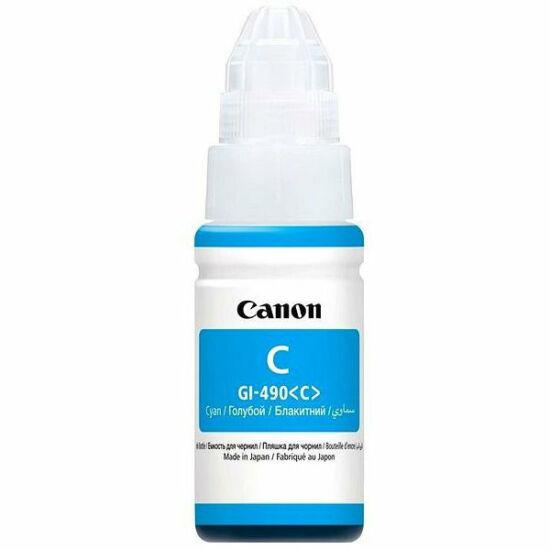 Canon GI-490 kék eredeti tintapatron