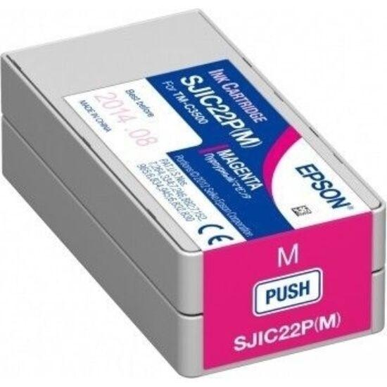 Epson C3500 (S020603) magenta eredeti tintapatron