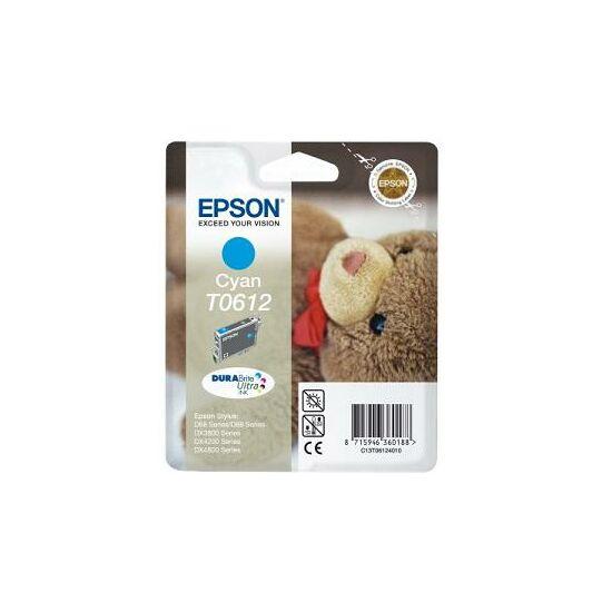 Epson T0612 kék eredeti tintapatron
