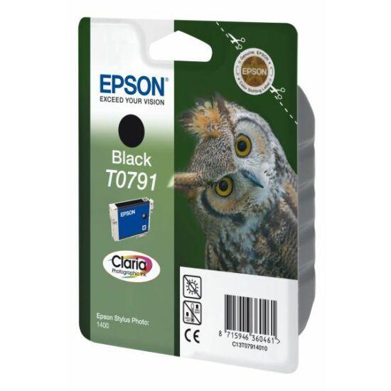 Epson T0791 fekete eredeti tintapatron