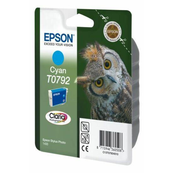 Epson T0792 kék eredeti tintapatron