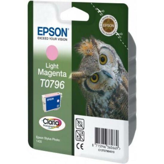 Epson T0796 világos magenta eredeti tintapatron