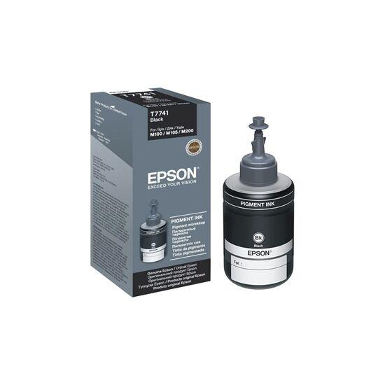 Epson T7741A fekete eredeti tinta