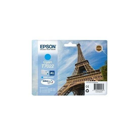 Epson T7022 kék eredeti tintapatron