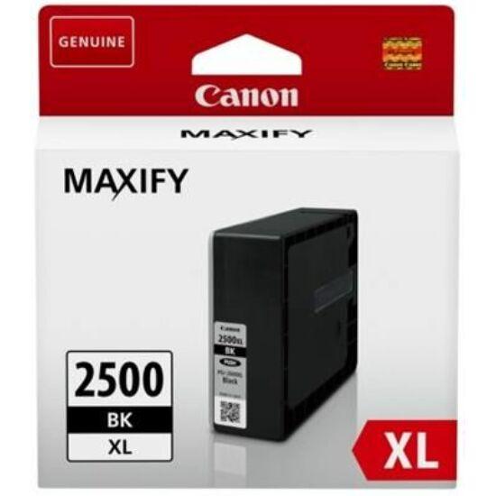 Canon PGI-2500XL fekete eredeti tintapatron