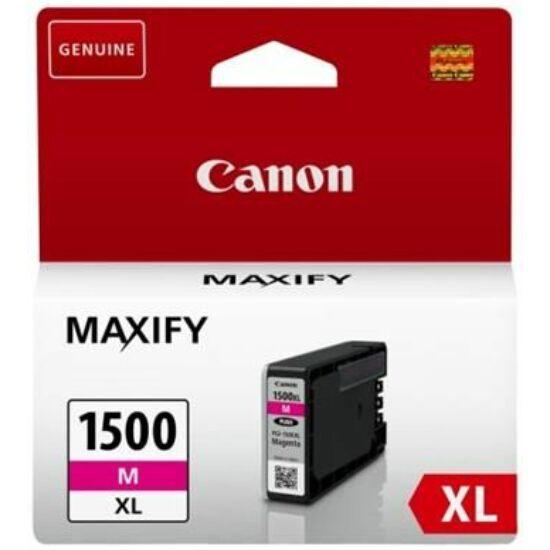 Canon PGI-1500XL magenta eredeti patron