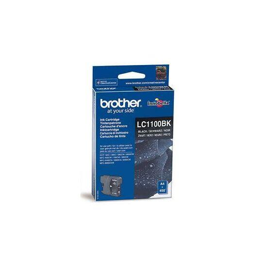 Brother LC1100 fekete eredeti tintapatron