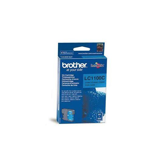 Brother LC1100 kék eredeti tintapatron