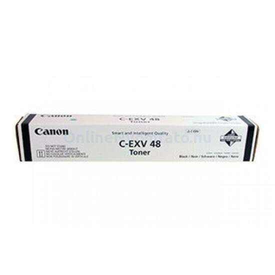 Canon C-EXV48 fekete eredeti toner