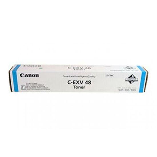 Canon C-EXV48 kék eredeti toner
