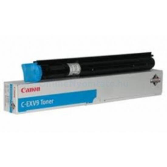 Canon C-EXV9 kék eredeti toner
