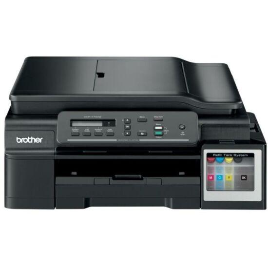 Brother DCP-T700W multifunkciós tintasugaras színes nyomtató
