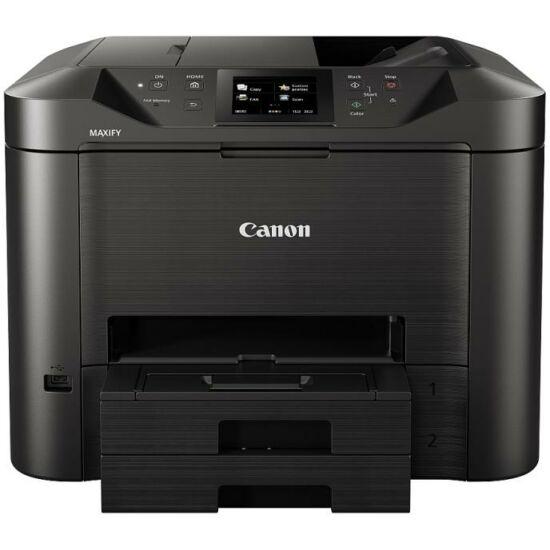 Canon MAXIFY MB5450 multifunkciós tintasugaras színes nyomtató