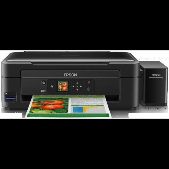 Epson L455 multifunkciós tintasugaras színes nyomtató