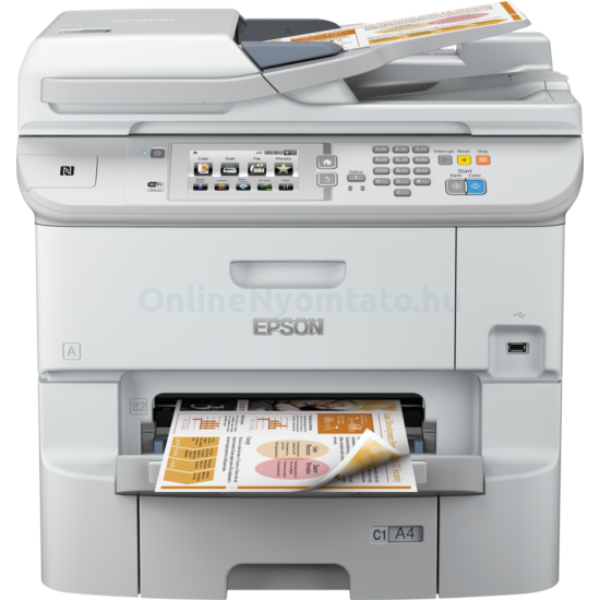 Epson WorkForce Pro WF-6590dwf multifunkciós tintasugaras színes nyomtató