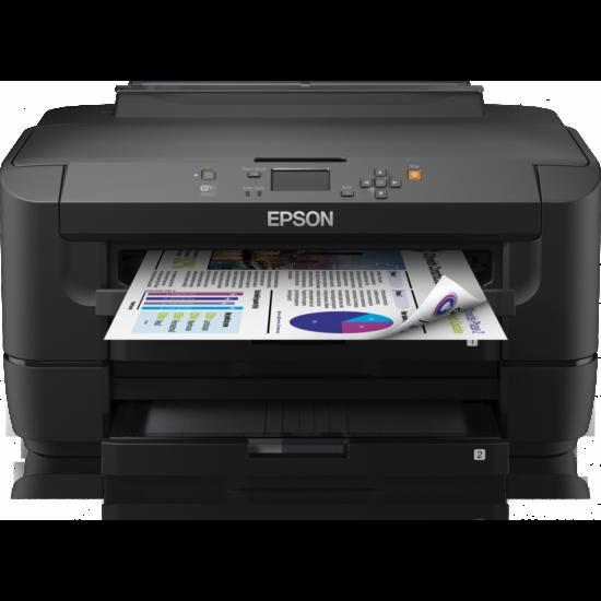 Epson WorkForce WF-7110DTw tintasugaras színes nyomtató