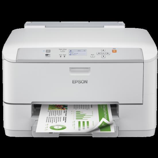 Epson WorkForce Pro WF-5190dw tintasugaras színes nyomtató