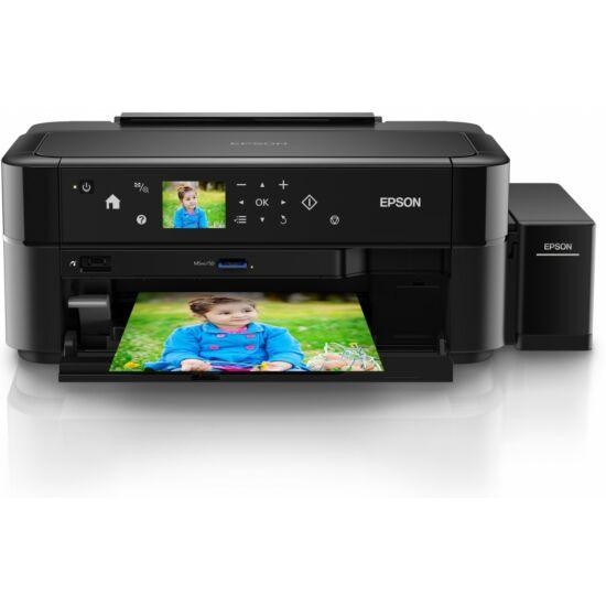 Epson L810 tintasugaras színes fotónyomtató