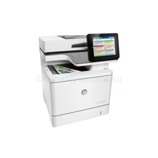 HP Color LaserJet Enterprise M577f többfunkciós színes lézernyomtató