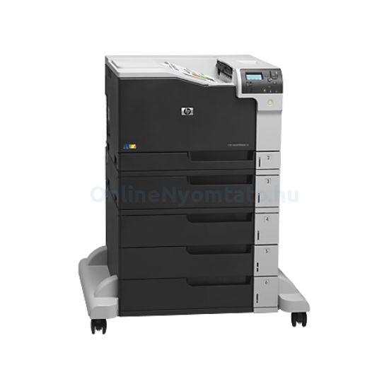 HP Color LaserJet Enterprise M750xh színes lézernyomtató