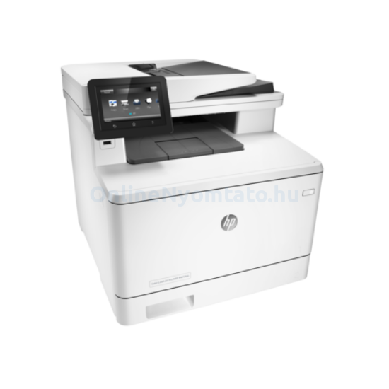 HP Color LaserJet Pro MFP M477fdn többfunkciós színes lézernyomtató