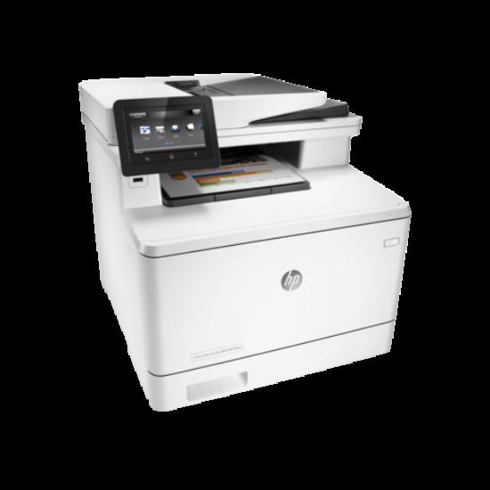 HP Color LaserJet Pro MFP M477fnw többfunkciós színes lézernyomtató