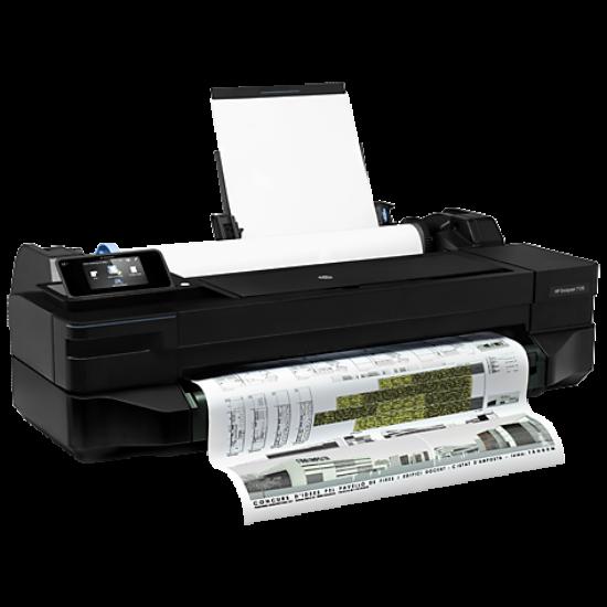 HP DesignJet T120 610-mm tintasugaras színes nyomtató