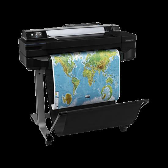 HP DesignJet T520 610-mm tintasugaras színes nyomtató