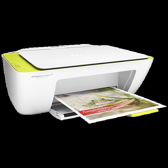 HP Deskjet Ink Advantage 2135 All-in-One tintasugaras színes nyomtató