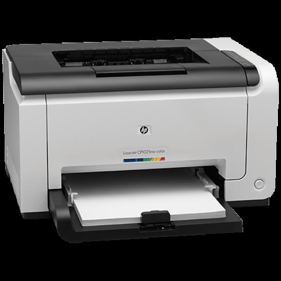 HP LaserJet Pro CP1025nw színes lézernyomtató