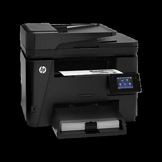 HP LaserJet Pro M225dw többfunkciós mono lézernyomtató