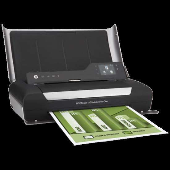 HP Officejet 150 Mobile All-in-One Printer - L511a többfunkciós tintasugaras színes nyomtató